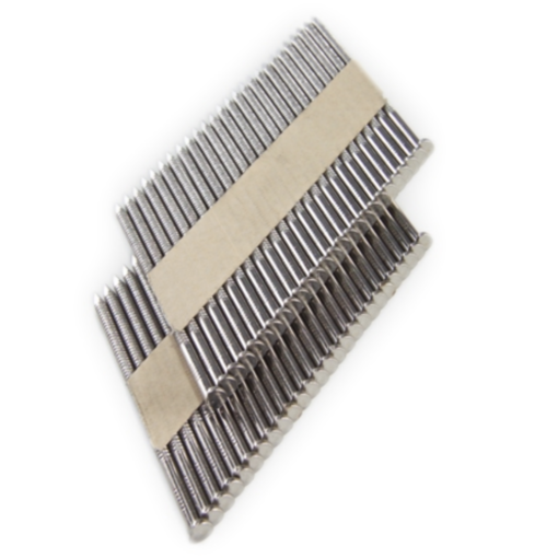 3.1 x 80mm Ring Stainless Steel Framing Nails
