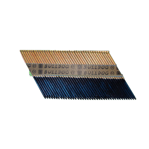 3.1 x 90mm Smooth Electro Galvanized Pack of 3000 Nails