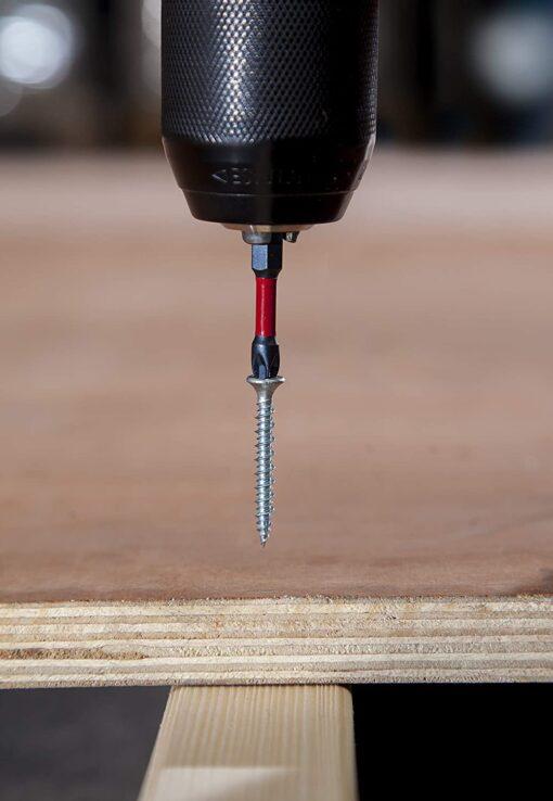 Phillips Stick-Fit Multi-Board Screws Site Pack - 1300 Screws