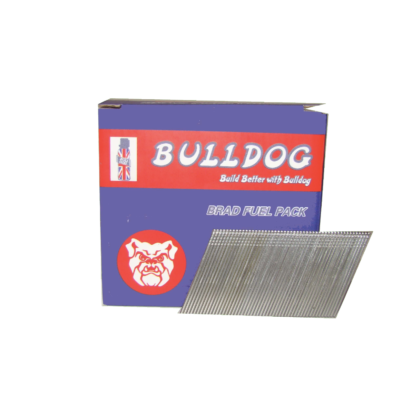 AFN50mm Galvanized Angled Brads Pack of 2000 Finishing Nails
